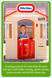 Picture of little tikes catalog from Little Tikes - DYNALOG ONLY catalog