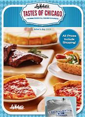 Picture of Lou Malnati's from Lou Malnati's Tastes of Chicago catalog