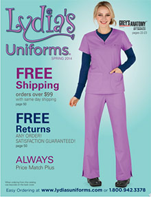 Lydia's Professional Uniforms
