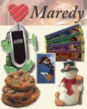 Picture of fundraiser ideas from Maredy Fundraising Gift Catalog catalog