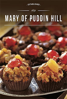 Picture of mary of pudding hill catalog from Mary of Puddin Hill catalog