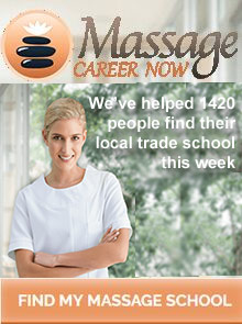 Picture of massage career now catalog from Massage Career Now catalog