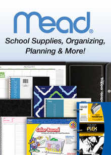 Picture Of Mead Office Supplies From Catalog
