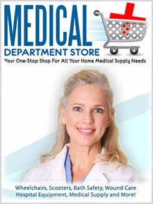 Picture of medical department store from Medical Dept Store catalog