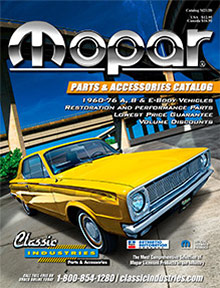 Mopar Parts by Classic Industries