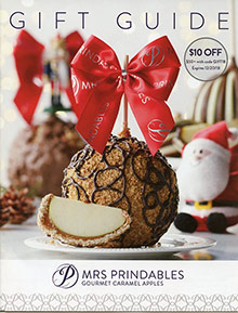 Picture of Mrs Prindables apples from Mrs Prindables catalog