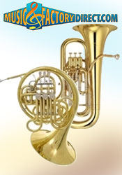 Music Factory Direct – Brass & Woodwinds