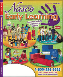 Picture of pre k activities from Nasco catalog