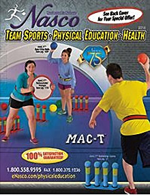 Physical Ed & Team Sports by Nasco