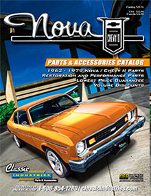 Nova/Chevy II Parts from Classic Industries