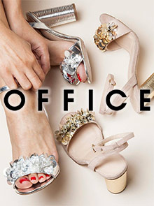 Picture of office shoe catalog from Office catalog