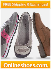 Picture of purchase shoes online from Onlineshoes.com catalog