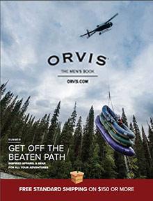 Orvis - Men's Clothing