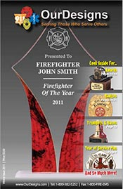 Firefighter Gifts by Our Designs