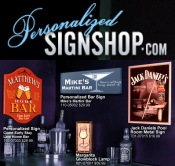 Personalized Sign Shop