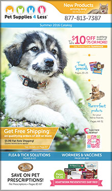 Picture of discount pet medicine from Pet Supplies 4 Less catalog