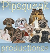 Picture of pictures of dog breeds from Pipsqueak catalog