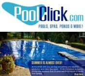 Picture of pool supplies online from Poolclick.com catalog