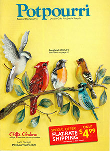 Picture of Potpourri catalog from Potpourri catalog