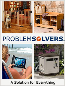 Picture of problem solvers catalog from Problem Solvers catalog