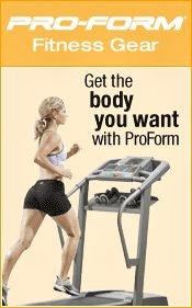 Picture of fitness equipment for home from ProForm catalog