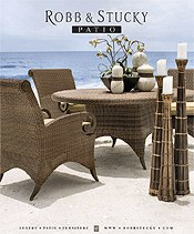 Picture Of Luxury Outdoor Furniture From Robb Stucky Patio Catalog