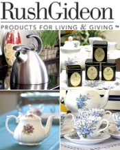 RushGideon - The Tea Room
