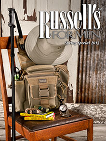 Picture of ag russell from Russells for Men catalog