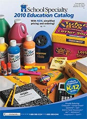Picture of School Specialty catalog from School Specialty Catalog - Big Book catalog