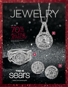 Picture of Sears Jewelry from Sears Jewelry catalog