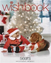Picture of Sears Wish Book from Sears Wish Book catalog