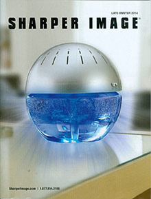 Picture of sharper image catalog from Sharper Image Catalog catalog