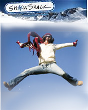 Image of womens ski clothing from Snow Shack catalog