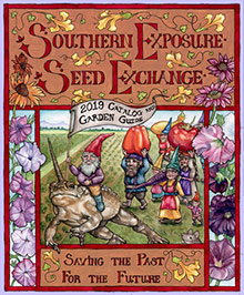 Picture of southern exposure seed exchange from Southern Exposure Seed Exchange catalog