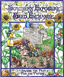 Picture of southern exposure seed exchange from Southern Exposure catalog