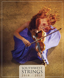 Picture of violins for sale from Southwest Strings catalog