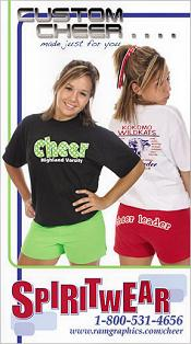 Spiritwear Cheerleading