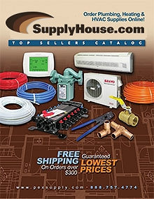 Picture of hydronic heat from  SupplyHouse.com catalog
