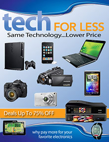 Picture of tech for less from Tech For Less catalog