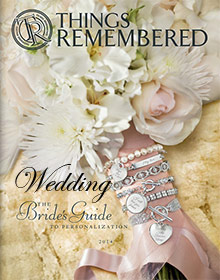Things Remembered Wedding Catalog