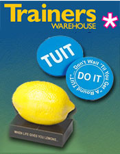 Image of fun presentation ideas from Trainers Warehouse catalog
