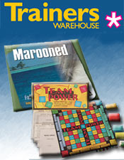 Image of fun teamwork games from Trainers Warehouse catalog