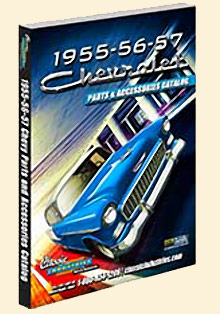 Picture of tri-five-chevy-parts from Tri-Five Chevy by Classic Industries catalog