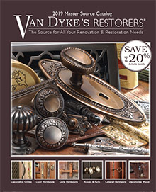 Picture of van dykes restorers from Van Dyke's  catalog