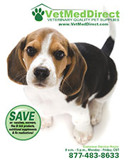 Picture of heartgard for dogs from Vet Med Direct catalog