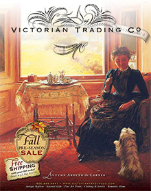 Picture Of Victorian Trading From Victorian Trading Co. Catalog