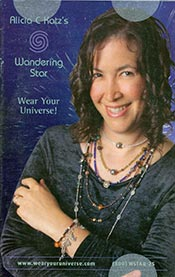 Wandering Star Astrology Jewelry