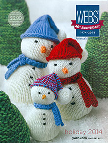 Picture of knitting yarn from Webs - America's Yarn Store catalog