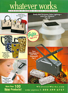Image of accessories for outdoor from Whatever Works catalog