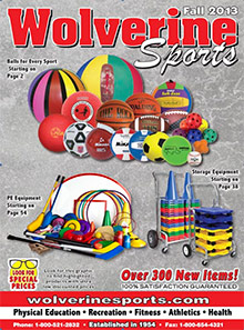 Picture of wolverine sports from Wolverine Sports  catalog